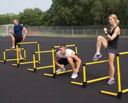 core strength and flexibility hurdles