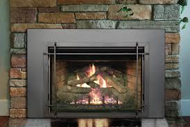 modern gas fire place inserts hansen