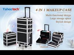yaheetech 4in1 professional makeup case