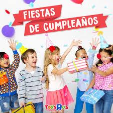 La Fiesta De Cumpleanos De Los Ninos Toys R Us Espana