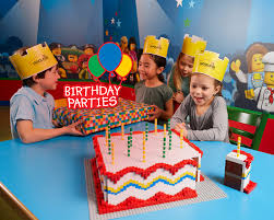 Birthdays at LEGOLAND Discovery Center Westchester