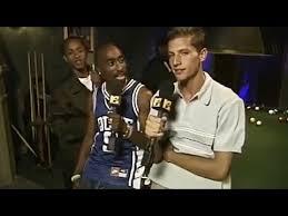 Simon Rex Interviews 2Pac - YouTube