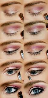 smoky makeup party tutorials