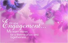 congratulations and wishes for the very best engagement wishes