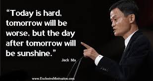 quotes motivasi dari jack ma ini bakal bikin kamu lupa sama