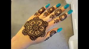 mehndi design 2019 fingerstyle