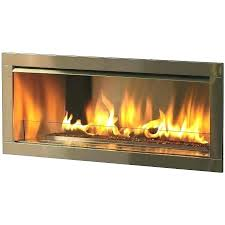 electric fireplace insert best of gas