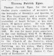 The Brooklyn Daily Eagle from Brooklyn, New York on January 29, 1909 · Page  3