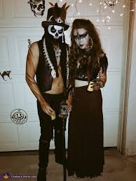 voodoo priestess and her witch doctor
