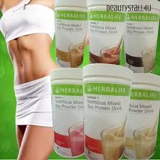 herbalife formula 1 nutrition shake