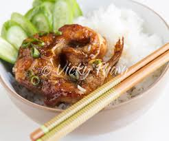Vietnamese Braised & Caramelized ...