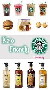 keto friendly starbucks guide sarah scoop