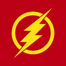 The Flash Logo Symbol Decal Sticker Silhouette Justice Etsy