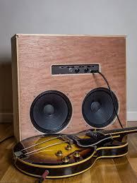 build a speaker cabinet