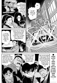Thám Tử Lừng Danh Conan - Chap 1017