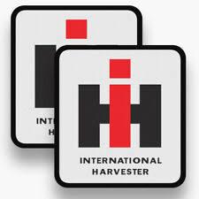 Case Ih Tractor International Harvester Logo Vinyl Sticker Decal Bumper Window Car Truck Graphics Decals Auto Parts And Vehicles Tamerindsa Com Ar