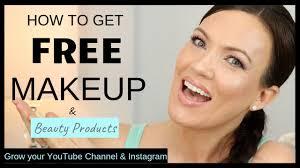 how to get free makeup skincare