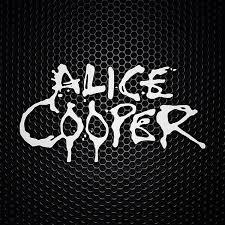 Sticker Alice Cooper Logo Muraldecal Com