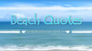 beach quotes inspirational sayings beach and ocean waves