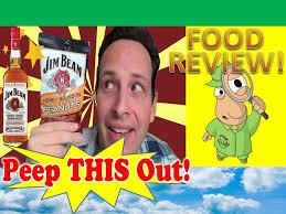 jim beam honey bourbon peanuts review