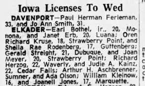 Aschbrenner, Arthur H license 1963-09-25 - Newspapers.com