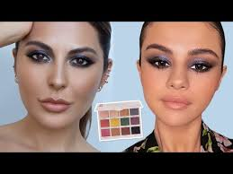 selena gomez makeup tutorial 2016
