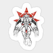 Digimon Stickers Teepublic