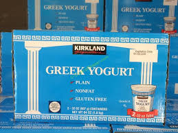 kirkland signature greek nonfat yogurt