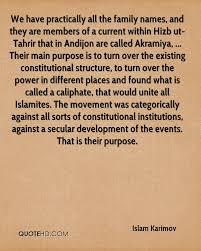 islam karimov quotes quotehd