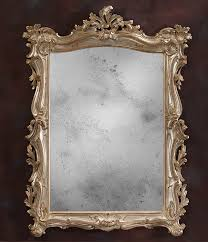 antiqued mirror glass 603x700