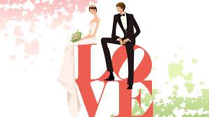 wedding wallpaper love