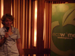 Dr. Brandie Smith of National Zoo | June 2011 EcoHour | DC ...