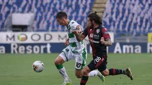 Cagliari - Sassuolo 1-1 - Calcio - Rai Sport