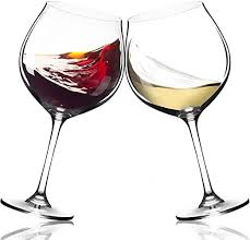 extra large red wine glasses