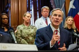 Gov. Greg Abbott On Texas Bars And Restaurants: Expect An Announcement  Thursday   KUT