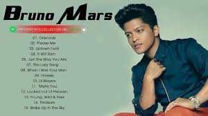 Bruno Mars Canzoni Playlist 2020 - Top Canzoni Dell'anno Bruno Mars (1) -  YouTube