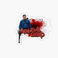 Ash Vs Evil Dead Stickers Redbubble