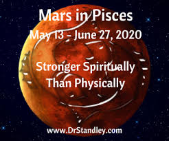 mars in pisces may 13 2020 until