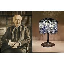 the history of design in table lamps