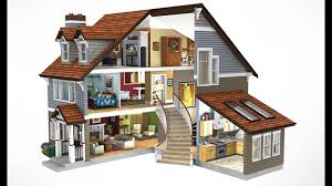 how to design 3d home in ilrator