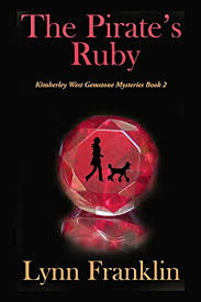 The Pirate's Ruby: Kimberley West Gemstone Mysteries Book 2 eBook:  Franklin, Lynn: Amazon.co.uk: Kindle Store