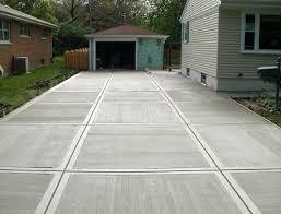 concrete driveways concrete