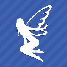 Fairy Vinyl Decal Sticker Ebay