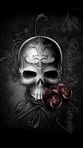 vire skull wallpaper 63 pictures