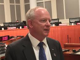 Jacksonville City Council President Aaron Bowman wants four more years