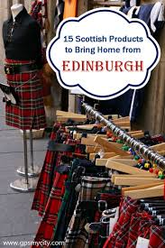 authentic scottish things to