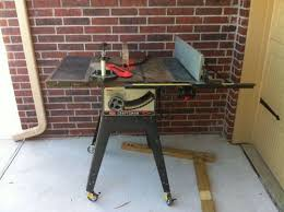 Fence Upgrades For Craftsman Table Saw By Jarodmorris Lumberjocks Com Woodworking Community