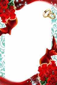 Descarga Gratis Invitacion Para Boda Turquesa Rosas Rojas Y