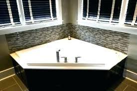 bathroom spa tubs best corner fresh