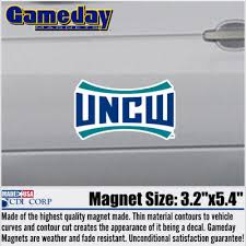 Small Car Magnet The Uncw Bookstore